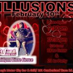 illusions valentines drag show